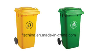 120L/240L Virgin HDPE Material Plastic Liter Bin pictures & photos