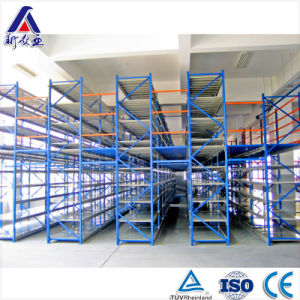 High Quality Industrial Metal Mezzanine Storage Rack & China High Quality Industrial Metal Mezzanine Storage Rack - China ...