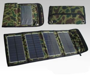 Useful Solar Foldable Charger Without Battery (SZYL-SFP-14) pictures & photos