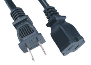 UL AC Power Cord for Use in North American 201-301 pictures & photos