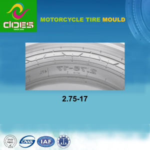Rubber Tyre Mould for Motorcycle Tyre with 2.75-17 pictures & photos