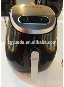 2016 New Digital Air Fryer with Metal Panels No Oil Air Fryer