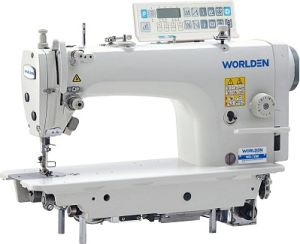 Wd-7200 -935 Direct Drive Lockstitch Machine with Auto-Trimmer pictures & photos