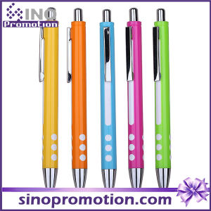 Cute Click Ball Pen Cheap Plastic Ball Pen with Clip