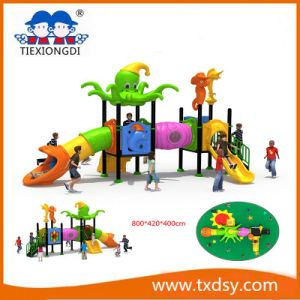 Outdoor Amusement Football Slide Playground Equipment pictures & photos