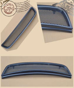 Carbon Fiber Ls Style Grille for Suzuki Swift Gti 2006-2008 pictures & photos