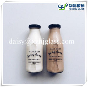 250ml Almond Milk Gl Bottle