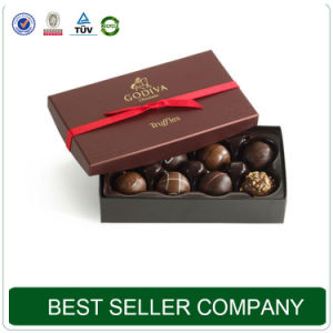 Good Quality Fashionable Paper Chocolate Packaging Gift Box pictures & photos