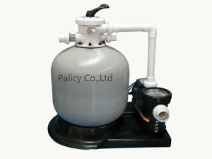 Integrative Sand Filter Swimming Pool Water Cleaning Pump