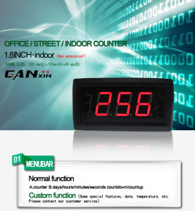[Ganxin]Small Indoor LED Digital Countdown Timer