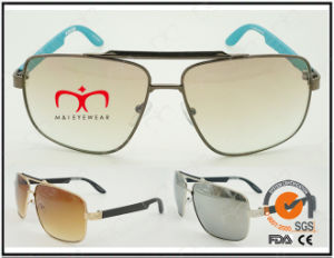 Classic Fashionable Hot Selling UV400 Protection Metal Sunglasses (40403) pictures & photos