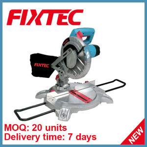 Fixtec Cutting Saw Machine 1400W Double Head Mitre Saw pictures & photos