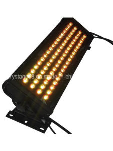 IP65 Outdoor 72PC*3W RGB Uplight LED Wall Washer
