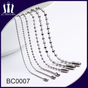 High Quality Stainless Steel Facet Ball Chain pictures & photos