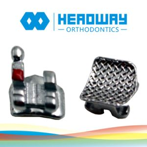 Hot Sale Orthodontic MIM Bracket, Dental Bracket, Orthodontic Braces pictures & photos