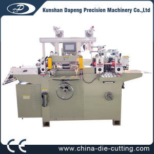 Logo Label Die Cutting Machine Price pictures & photos