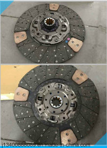 Isuzu Truck Part Clutch Disc Assy for Cxz51k/6wf1 pictures & photos
