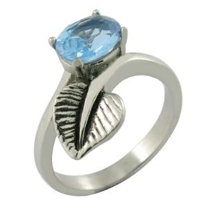 Setting Stone Ring Polished Jewelry pictures & photos