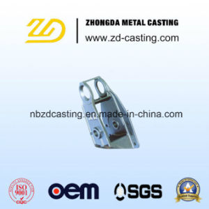 Investment Steel Casting for Railway Electric pictures & photos