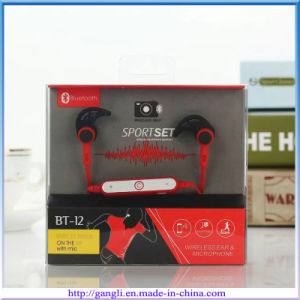 High Quality New Design Dynamic Sport Wireless Bluetooth Earphone