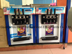 3 Flavors Frozen Yogurt Ice Cream Machine pictures & photos
