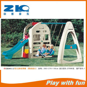 Indoor Playground Plastic Toys Hot Sale pictures & photos