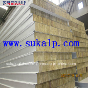 Rockwool Sandwich Panel pictures & photos