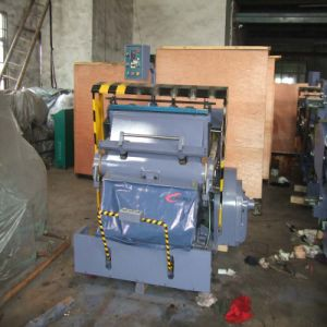 Innovo Creasing and Die Cutting Machine (ZX-2500) pictures & photos