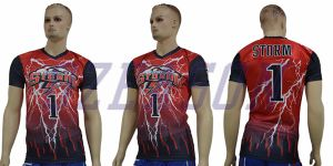 Custom Sportswear American Football Shirt Sports Team Jersey pictures & photos