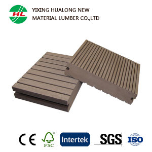 Hot Sale WPC Decking for Outdoor (HLM122) pictures & photos