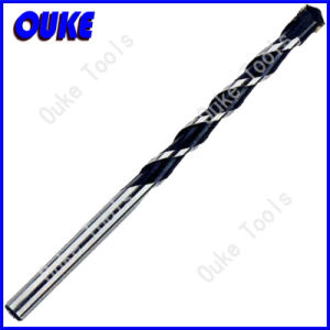 Black&White Masonry Drill Bits for Contrete / Granite / Brick / Marble