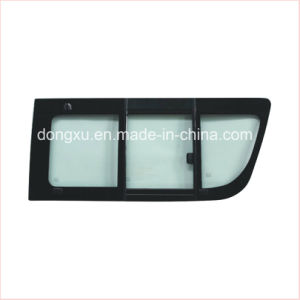 Sliding Window Glass for Toyota Haice Dxg Brand pictures & photos