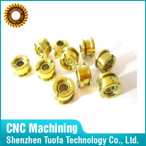 CNC Manufacturing Brass Aluminum Motorcycle Parts