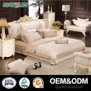 Bedroom Furniture Set/Wooden Bed/Bedroom Furniture