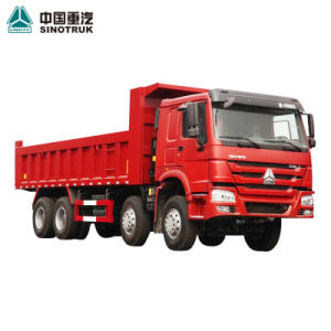 Best Price Dumper of Sinotruk HOWO 8*4 pictures & photos