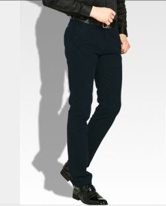 OEM New Arrival Fashion Corduroy Winter Trousers for Men pictures & photos