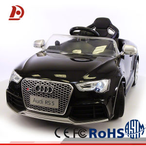 China Audi Kids Battery Power Wheels Toy Car With Parents Control