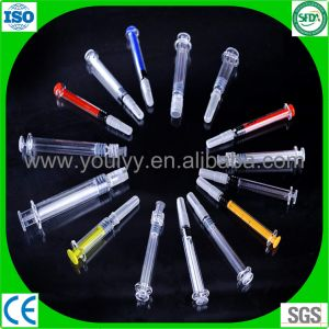 3ml Pre-Filled Syringe Without Needle pictures & photos