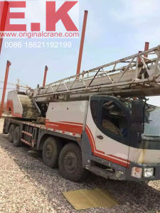 2009 Used Zoomlion 40ton Hydraulic Jib Mobile Crane (QY40K) pictures & photos