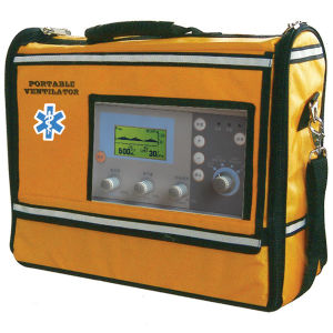 The High Quality Portable ICU Ventilator for Ambulance pictures & photos