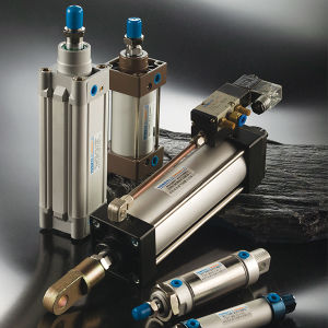 Pnuematic Air Cylinder Series with Accessory Cylinder