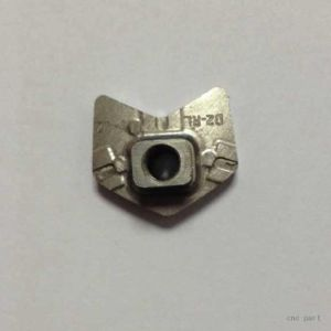CNC Machining Parts Clump Weight