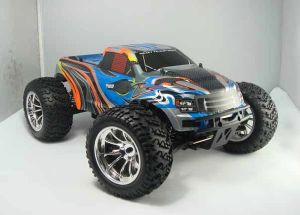 RC Hobby Toy Electric Brushless 94111 RC Monster Truck
