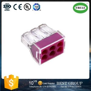 china quick auto wire terminal block 6 pin female connector china rh fbelemould en made in china com HVAC Terminal Block auto electrical terminal blocks