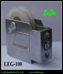 100 Series Aluminum Glass Window Pulley