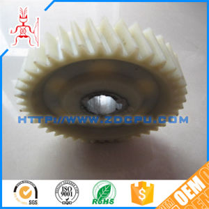 Best Price Noise-Absorption POM Gears for Paper Shredders/UHMWPE Straight Bevel Gear pictures & photos