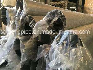 Thin Wall 316L Od204mm X Wt2mm Welded Stainless Steel Pipe Tube & China Thin Wall 316L Od204mm X Wt2mm Welded Stainless Steel Pipe ...