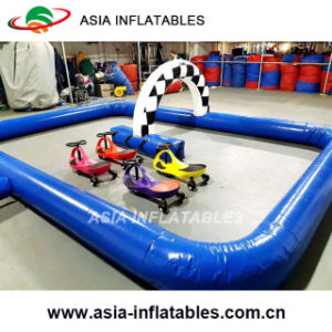 Inflatable Go Karts Racer Track for Sale pictures & photos