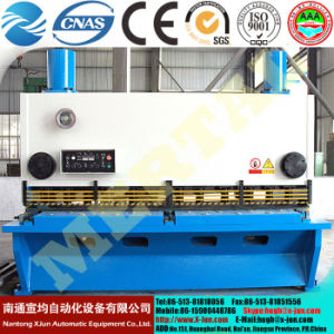 Qualified Hydraulic Shearing Machine, Guillotine, Cutting Machine, Swing