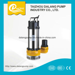V Series0.5HP 0.75HP 1HP Stainless Steel Sewage Electric Submersible Water Pump pictures & photos